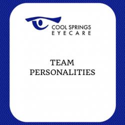 Team Personalities