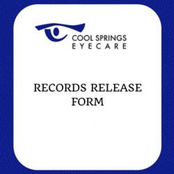 Records Release Form