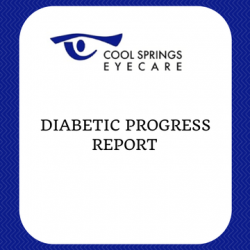 Diabetic Progress Report