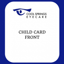 Child Card Front