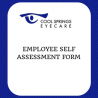 Employee Self Assessment Form