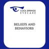 Beliefs and Behaviors