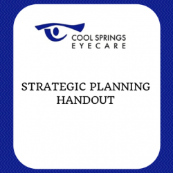 Strategic Planning Handout