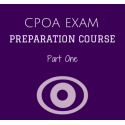 CPOA Preparation Course Part One
